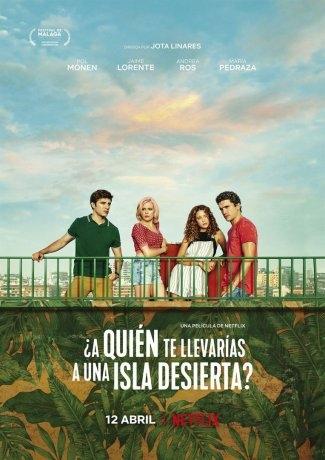 Tu emmènerais qui sur une île déserte (2019)