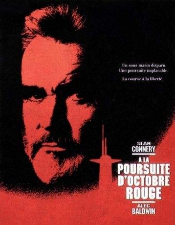 A la poursuite d'Octobre rouge (1990)
