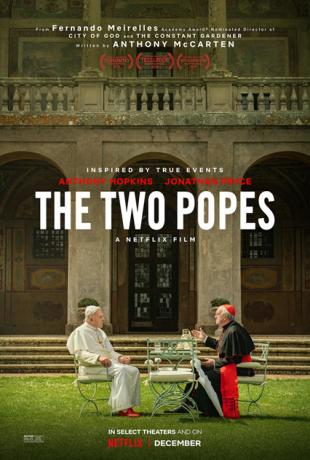 Les deux Papes (2019)
