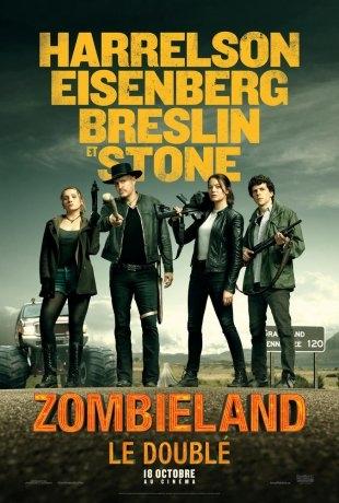 Zombieland : Le doublé (2019)