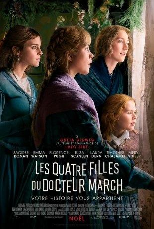 Les quatre filles du docteur March (2019)