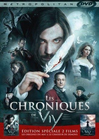 Les Chroniques de Viy - Le chasseur de démons (2020)
