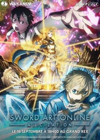 Sword Art Online - Alicization (2020)