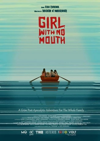 Girl With No Mouth (2020)