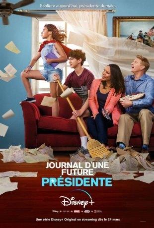 Journal d'une future présidente (2020)