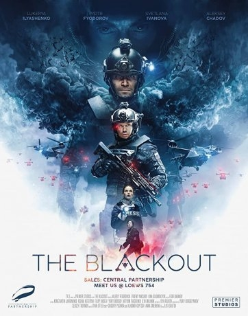 The Blackout : Invasion Earth (2020)