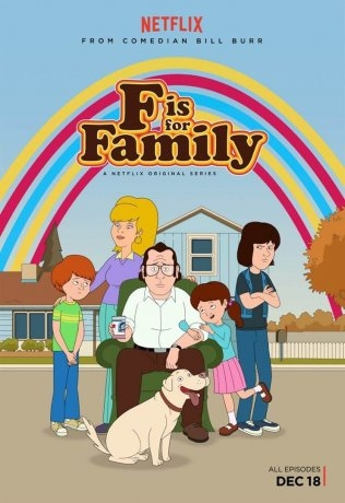 F is for Family (2020)