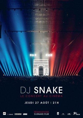 DJ Snake - Le concert au cinéma (2020)