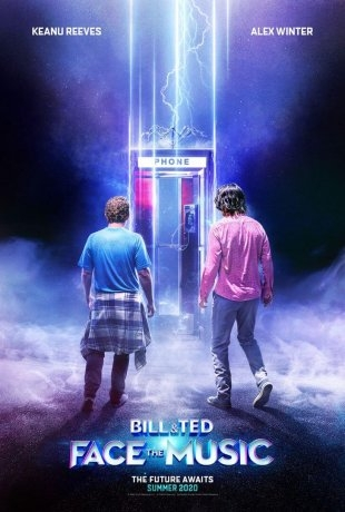 Bill et Ted Face The Music (2020)