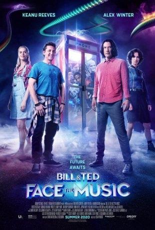 Bill et Ted font face à la musique (2020)
