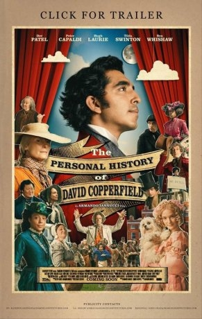 La vie de David Copperfiled (2020)