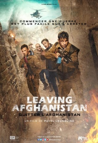 Quitter l'Afghanistan (2020)