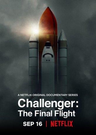 Le dernier vol de la navette Challenger (2020)