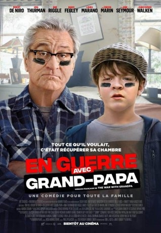 En guerre avec grand-papa (2020)