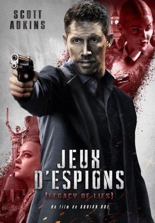 Jeux d'espions (2020)